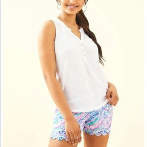 Lilly Pulitzer ESSIE TANK TOP